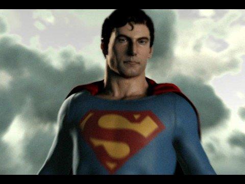 Superman Animation