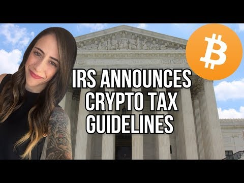 IRS RELEASES CRYPTO TAX GUIDELINES - BITWISE BITCOIN ETF DENIED