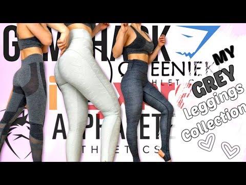 omg!-all-my-grey-leggings-try-on-📷-gymshark---lululemon---aliexpress---alphalete-and-more