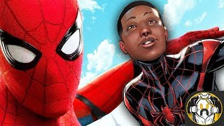 Miles Morales CONFIRMED For The MCU