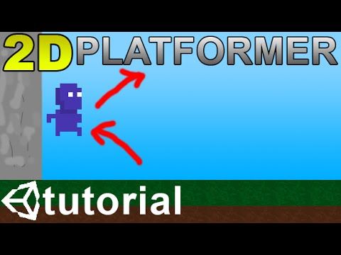 58  Making a 2D Platformer in Unity (C#) - Wall Jump