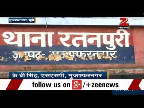 UP: Police uses drone nab thief in Muzaffarnagar