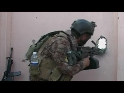 Iraqi troops' victory over ISIS in Ramadi