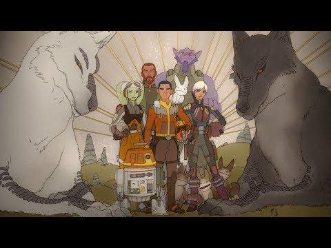 Star Wars Rebels Season Four: Ghosts Of Legend Featurette