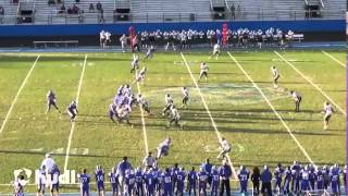 Chan Black (Class 2018) Collins Hill 9th Grade Football 2014