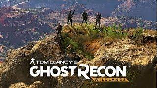 """""""TOM CLANCY´S GHOST RECON WILDLANDS"""" EN DIRECTO"""