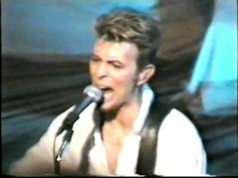 David Bowie Olympia Theatre, Dublin, Ireland August - 8 - 1997 (1/3)