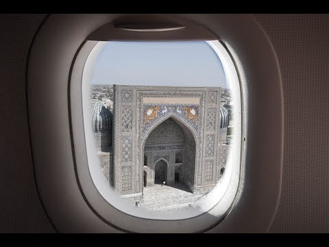 Direct flight from New York To Tashkent