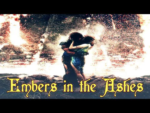 Embers in the Ashes {Laia & Elias}