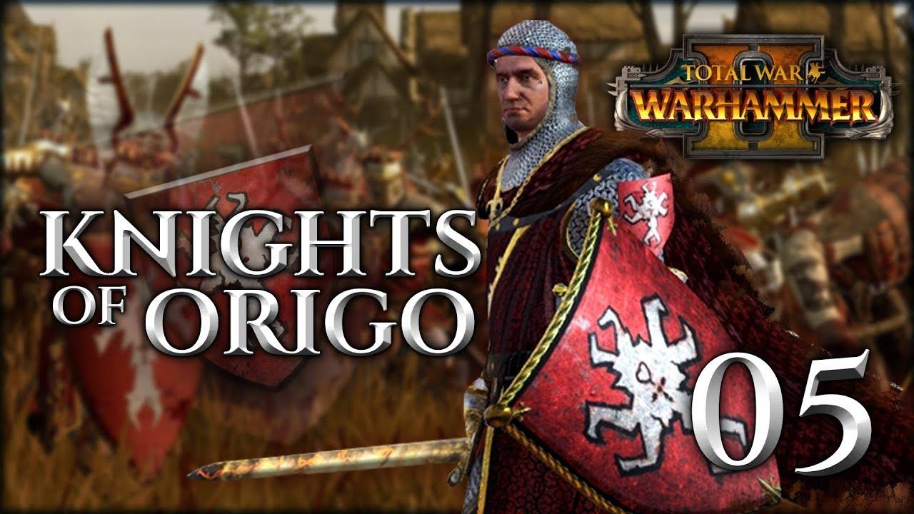Download Faith, Blood and Steel! | WARHAMMER II - Mortal Empires (CTT - Knights of Origo) #5