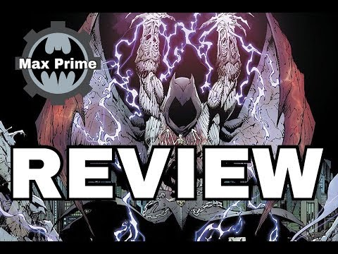 Dark Knights: Metal #3 Review!