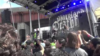 God Macabre - The Day Man Lost [Live @ Maryland DeathFest XII, MD - 05/24/2014]