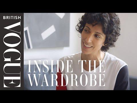 Style.com's Yasmin Sewell | Inside the Wardrobe | Episode 10 | British Vogue