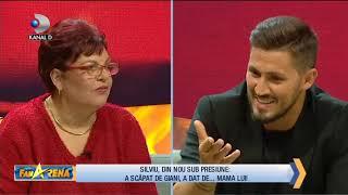 FanArena (21.11.2018) - Silviu, din nou sub presiune! A scapat de Giani, a data de mama lui!