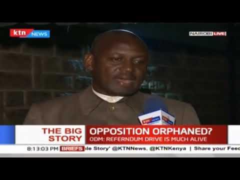 The Big Story: Raila Odinga's AU role sparks political noise