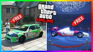 How To Get The Progen PR4 Open Wheel Race Car EARLY & For FREE In GTA 5 Online! (Save MILLIONS)