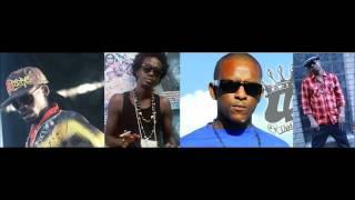 Munga Ft Chi Ching, Supa Hype & Fambo - Clean & Fresh (Remix) - March 2012