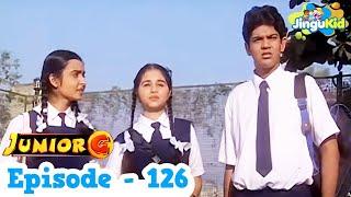 Junior G - Episode 126