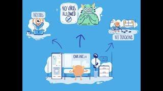 ONLINE.IO Новый антивирус построенный на технологии blockchain