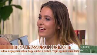 Sosem gondolnád, családja hogyan szólítja otthon Rubint Rékát - tv2.hu/mokka