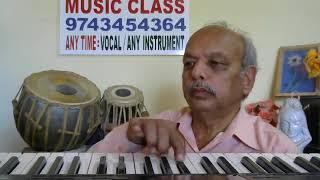 "Hosa Balina Hosilali""SHRAVANA BANTU'kannada KEYBOARD music by VISWANATHA LS"