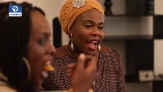 Osas Ighodaro In Postpartum Depression Movie Little Drops Of Happy  EN