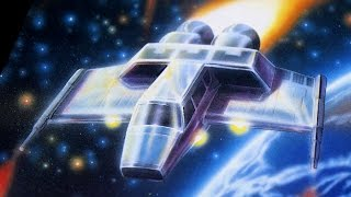 Classic Game Room - DESTINATION EARTHSTAR review for NES