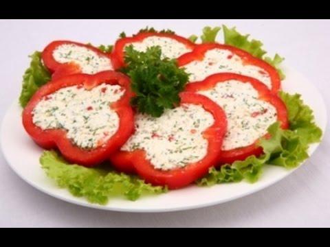 Закуска из болгарского перца Доброе утро Фрагмент