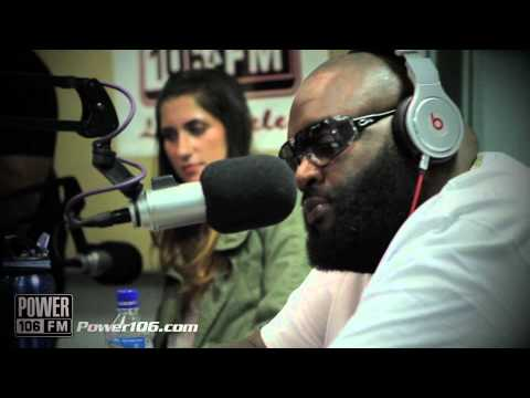 Rick Ross - 3 Kings (In-Studio Performance)