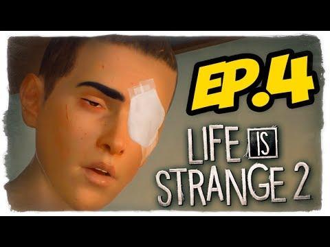 ПОБЕГ ИЗ БОЛЬНИЦЫ ● Life is Strange 2 (Episode 4) #8