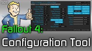 Fallout 4 Configuration Tool. Функционал, оптимизация и тонкая настройка.