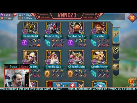 Don't Buy Gems - 406M Rallied   Being Efficient On Heroes - Lords Mobile