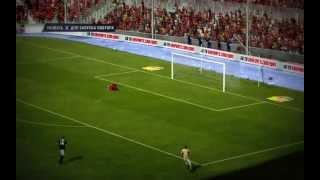Удар издалека в FIFA 12(, 2013-05-24T08:25:03.000Z)