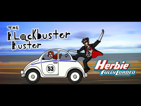 Herbie Fully Loaded Review by Blockbuster Buster
