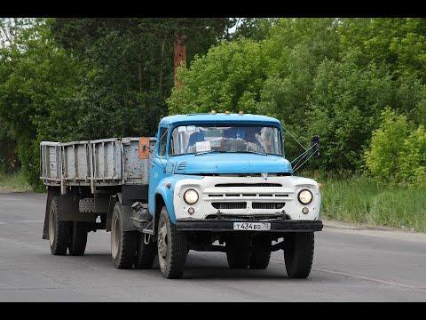 ETS 2(1.33) Обзор грузовика ЗиЛ 130 в1 2019