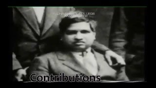 Srinivasa Ramanujan Documentary [The man who knew infinity]