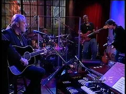 Gregg Allman ~ Floating Bridge ~ Interview