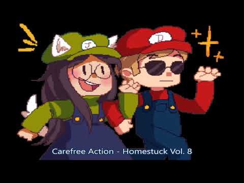 Carefree Action Extended | Homestuck