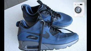 How To Wash/ Clean Trainers/ Sneakers/ Shoes In The Washing Machine, Nike, Adidas, Reebok.
