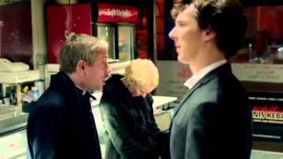 Сериал Шерлок: кратко и под музыку))