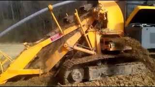 видео Агрегат траншейный АТМ-00.00.000-01