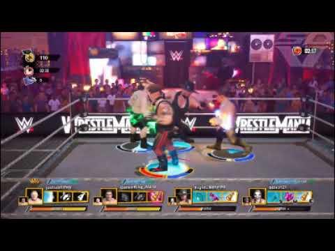 "Big Daddy's Arcade WWE 2K Battlegrounds  ""Nobody Is Ready for Big Daddy!"""