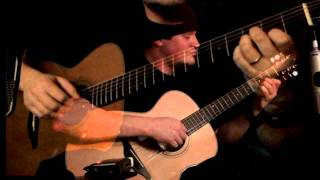 Kelly Valleau - The Godfather Waltz - Fingerstyle Guitar