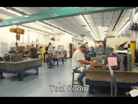 Video tour of Tech Molded Plastics, Inc.