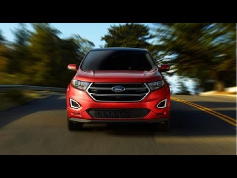 Car News  Ford Edge Australian Pricing And Specs Revealed