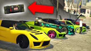 CRASHING A CAR MEET IN THE FUNNIEST WAY! | GTA 5 THUG LIFE #167