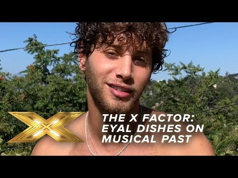 Love Islanders' Eyal Booker Reveals his FIRST LOVE! | The X Factor: Celebrity