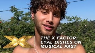 Love Islanders' Eyal Booker Reveals his FIRST LOVE! | X Factor: Celebrity