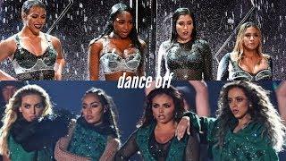 FIFTH HARMONY vs LITTLE MIX: Dance Off #2
