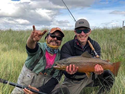 Fly Fishing - Cinco Rios Lodge